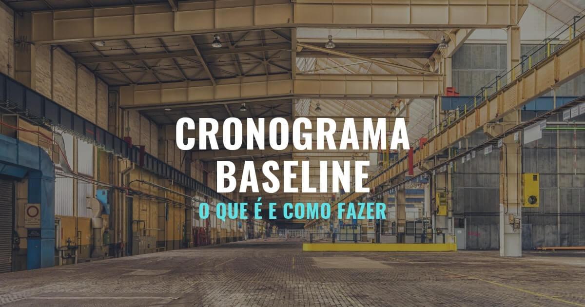 Cronograma Baseline