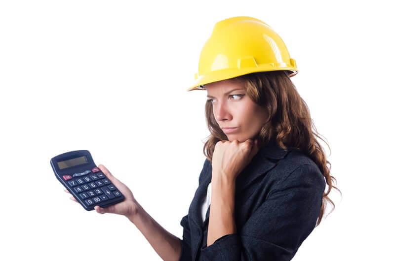 Previna imprevistos no controle de custos de obra